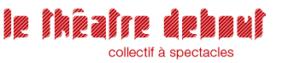 Logo théâtre debout